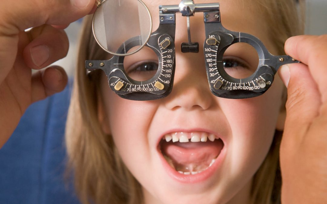 What to Expect at Your Child's Eye Exam